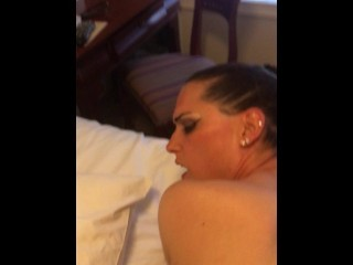 NikkieDickie being cream pied with asshole farts