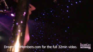 I Snuck My GroPro Into A Strip Club For Amateur Night – closeup!