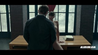 Jennifer Lawrence's fully nude scenes – Red Sparrow
