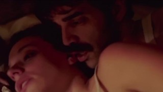 Pregnant Couple Sex Scene in Movie – Els dies que vindran (The Days to Come), 2019